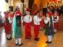 Występ dzieci z oddział V-ego z okazji Dnia Niepodległości