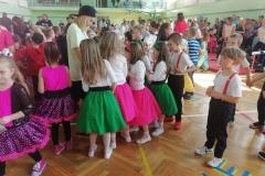 """Między przedszkolny przegląd taneczny """" RYTM """""""