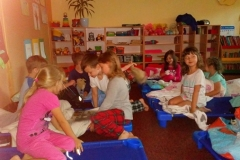 Nocowanie w przedszkolu