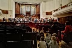 Wycieczka do Filharmonii Narodowej i Pijalni Czekolady Wedel oddział IV, V, VI