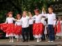 Cross z historią w tle- występ dzieci z ZERÓWECZEK