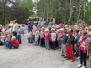 Dzień Dziecka w JEDNOSTCE WOJSKOWEJ w Borzęcinie