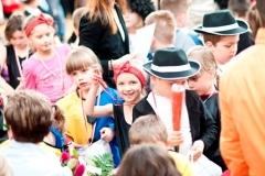 Międzyprzedszkolny Przegląd Taneczny RYTM w Błoniu