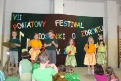 VII powiatowy festiwal Piosenki o zdrowiu