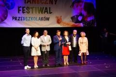 Taneczny Festiwal Przedszkolaków