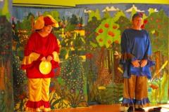 Teatrzyk Kubuś Puchatek i przyjaciele