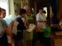 Turniej układania puzzli przedszkolaków