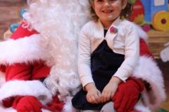 Zabawa ze Świętym Mikołajem